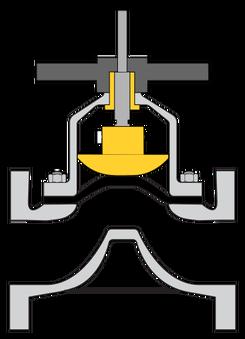 Vanne 224 Membrane Kenovel Fr Robinetterie Industrielle